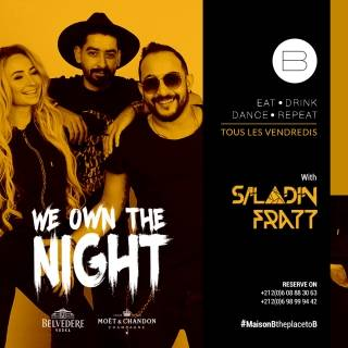 We Own The Night | Maison B